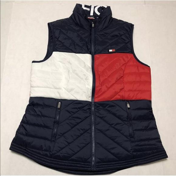 61b6a62022cd0 Tommy Hilfiger Jackets   Coats